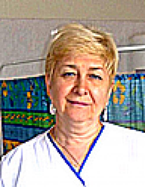 Миндрина Людмила Ивановна, врач-гинеколог высшей категории, заведующая Центром охраны репродуктивного здоровья подростка Московского района
