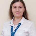 Валентина Андреевна Ражева. Врач-педиатр. Стаж работы 9 лет