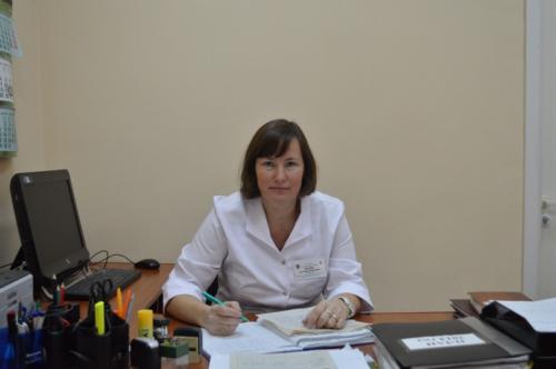 Петрова Светлана Геннадьевна