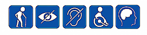 Услуги представляются для всех категорий инвалидов